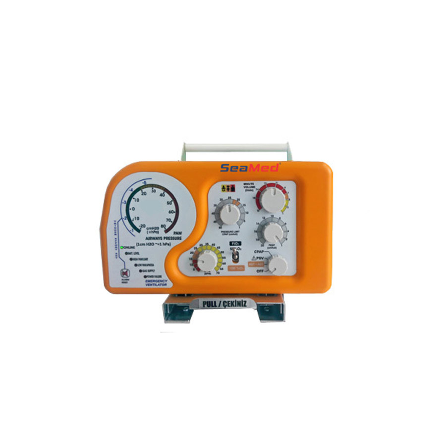 Seamed Oxi 2 Transport Ventilatör