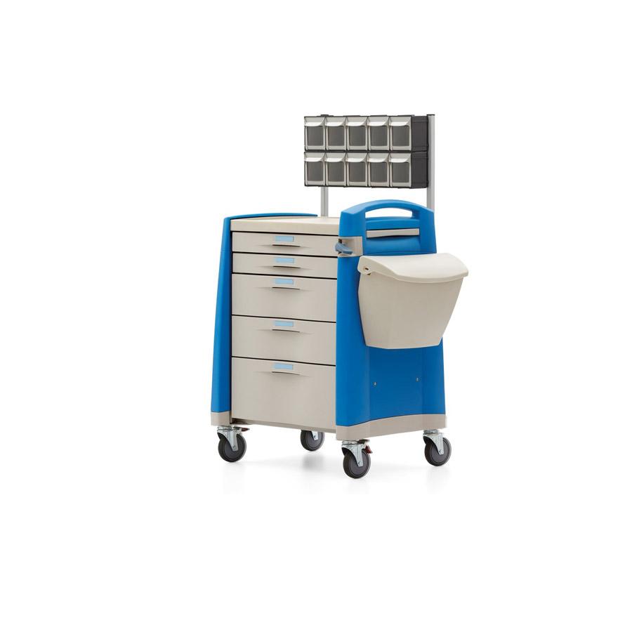 SeaMed SMTRA-02 Tedavi İlaç ve Anestezi Arabası